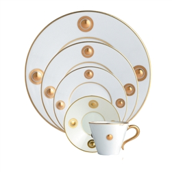 Bernardaud ITHAQUE GOLD Dinnerware
