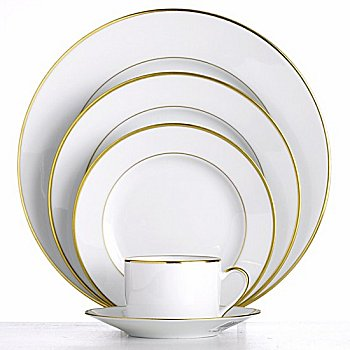 Bernardaud Palmyre 5 Pc Setting