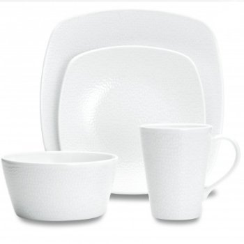 Noritake Wow Snow Dinnerware