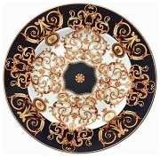 Versace Barocco 7 inch Bread & Butter Plate*