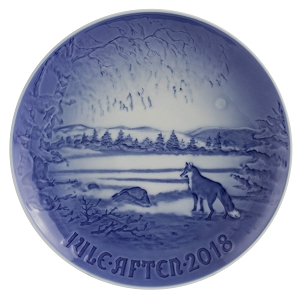 Bing and Groendahl COLLECTIBLES B&G CHRISTMAS PLATE 7