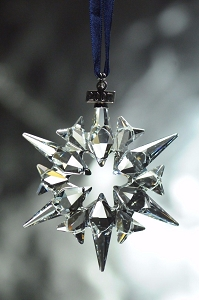 Swarovski SCS 2007 Christmas Ornament