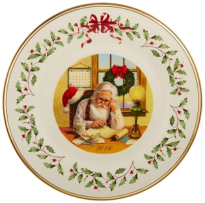 Lenox 2016 Annual Collector Plate
