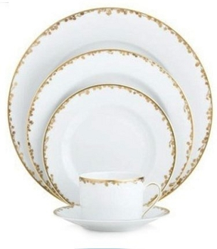 Bernardaud Capucine 5 Pc Setting