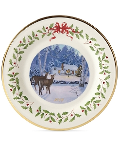 Lenox 2018 Annual Collectors Plate