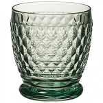 Villeroy and Boch Boston Colored Double Old Fashioned : Green