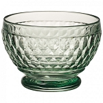Villeroy and Boch Boston Colored Green Individual Bowl 4 3/4 Inch