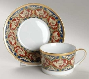 Christian Dior China Tabriz Saucer