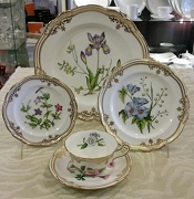 Spode Stafford Flowers 5Pc Place Setting