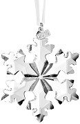 Swarovski Crystal 2016 Annual Christmas Ornament