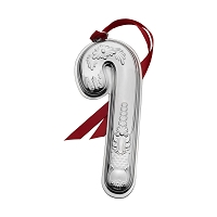 Wallace 2017 Sterling Candy Cane (Coburg Pattern) 10th Anniversary Edition
