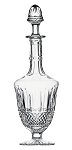 St. Louis TOMMY Wine decanter 14.3 In, 25.4 oz