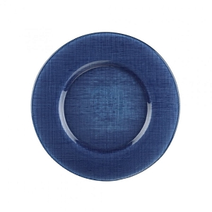 Villeroy and Boch Verona Charger : Deep Blue