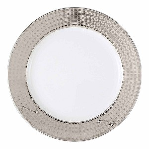 Bernardaud Athena Platinum Accent Salad Plate - Full Rim Design*