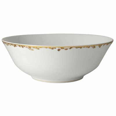 Bernardaud Capucine Salad Bowl - 10 In