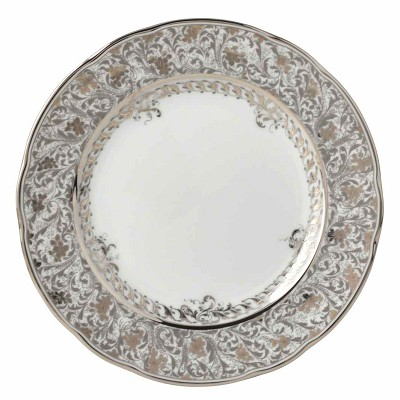 Bernardaud Eden Platinum Bread & Butter Plate - 6.3 In