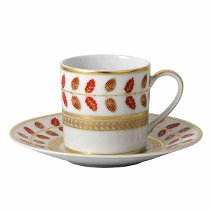 Bernardaud Constance Red Ad Cup Only Sp Order