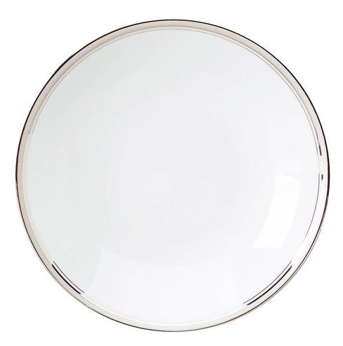 Philippe Deshoulieres Excellence grey deep cereal plate