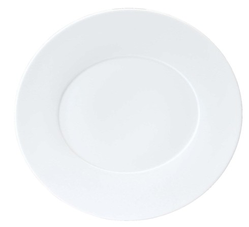 Philippe Deshoulieres Epure white Presentation plate