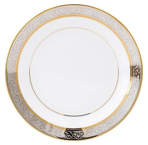 Philippe Deshoulieres Orleans bread & butter plate