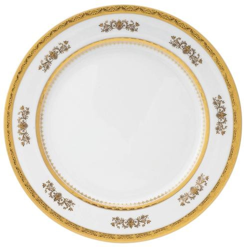 Philippe Deshoulieres Orsay white serving plate