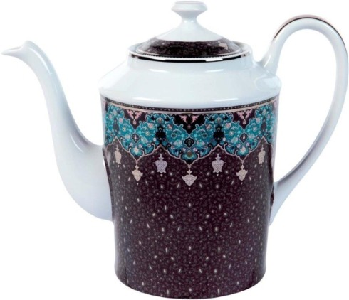 Philippe Deshoulieres Dhara Peacock coffee pot