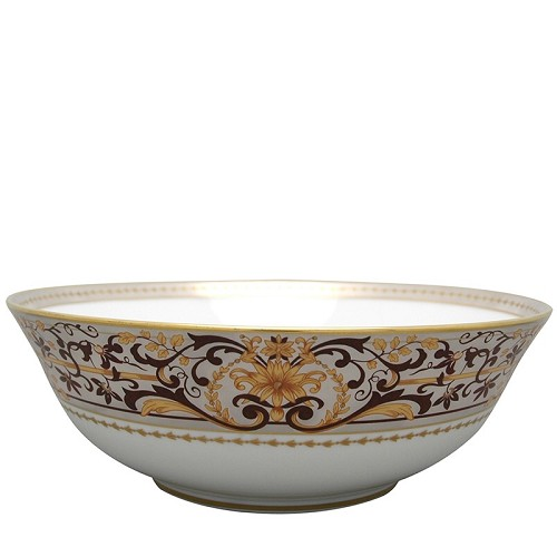 Bernardaud Boulle Salad Bowl - 10 In