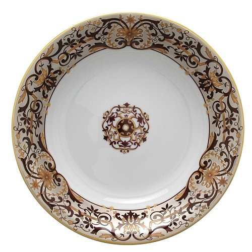 Bernardaud Boulle Open Vegetable Bowl