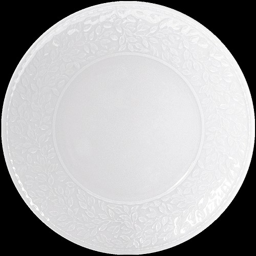 Bernardaud Louvre Coupe Salad Plate - 8.3 In