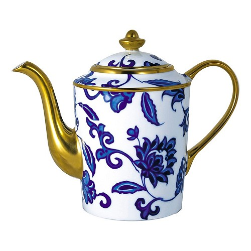 Bernardaud Prince Bleu Coffee Pot Sp Order