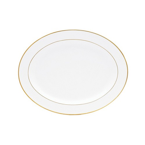 Bernardaud Palmyre Oval Platter - 15 In