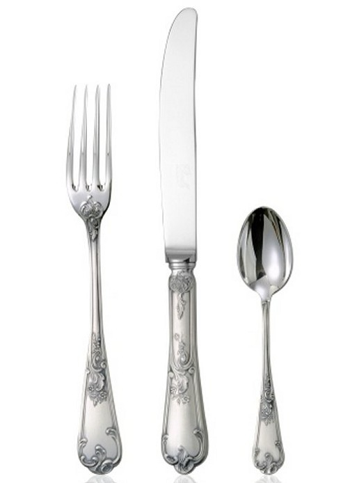 Chambly Regence 5 piece placesetting -PS