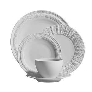Michael Aram Gotham White 4-5 Piece Place Settings <BR> <B>S P E C I A L  SALE</B>