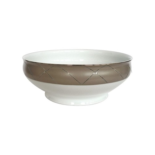 Haviland AURORE WITH ARCHES Salad Serving Bowl
