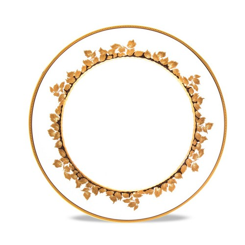 Haviland FEUILLE D'OR Dinner Plate