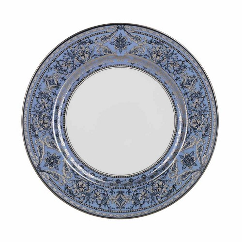 Haviland MATIGNON LAVENDER AND PLATINUM Dessert Plate