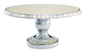 "Julia Knight Classic 14"" Cake Stand Snow"