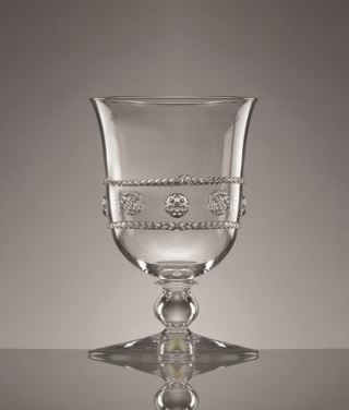Juliska Isabella Tulip Footed Water Glass
