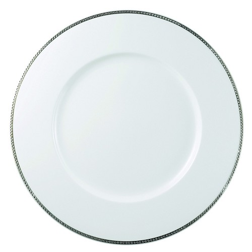 Prouna Princess Platinum Charger Plate