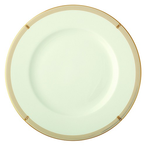 Prouna Regency Gold Dinner Plate