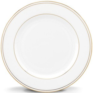 Lenox  FEDERAL GOLD DW BUTTER PLATE 6 d