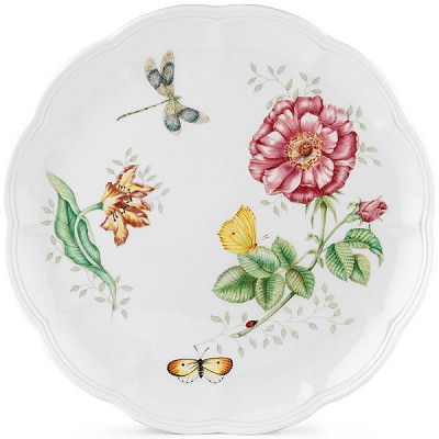 Lenox  BUTTERFLY MDW DW DRAGONFLY DINNER 10.8 d
