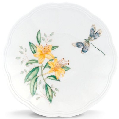 Lenox  BUTTERFLY MDW DW PARTY PLATE 6.0 d