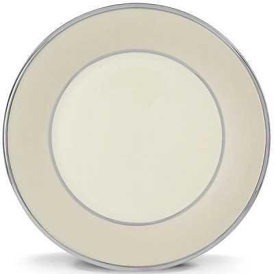 Lenox  IVORY FROST DW DINNER PLATE 10.4 d