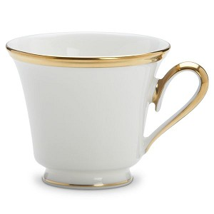 Lenox  ETERNAL WHITE DW TEA CUP 6 oz