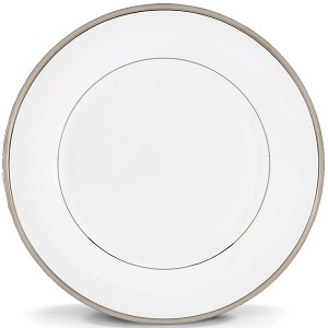 Lenox  SOLITAIRE WHITE DW DINNER PLATE 10.4 d