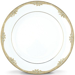 Lenox  COLONIAL BAMBOO DW DINNER PLATE 11.3 d