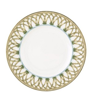 Lenox  COLONIAL BAMBOO DW ACCENT PLATE 9.0 9.0 d