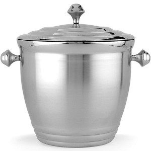 Lenox  TUSCANY CLAS MTL ICE BUCKET 9 in h,8 in d,96 oz