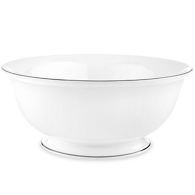 Lenox  TRIBECA DW SERVING BOWL 8.5 d,56 oz